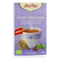 Yogi Tea Inner harmony (17 zakjes)