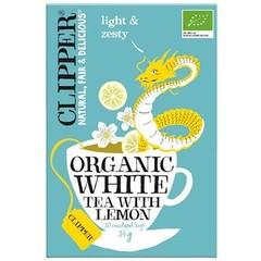 Clipper witte thee citroen (20 zakjes)
