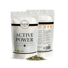 Teatox Bio Thee Active power bio thee refill (70 gram)