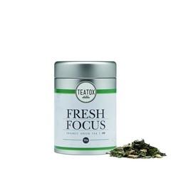 Teatox Bio Thee Fresh focus green tea ginkgo bio (70 gram)