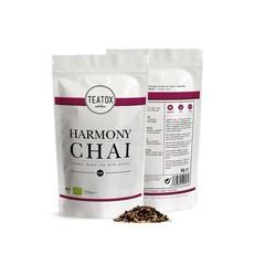 Teatox Bio Thee Harmony chai bio refill (90 gram)