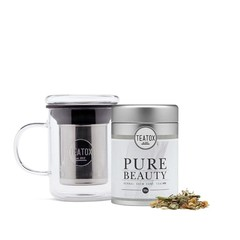 Teatox Bio Thee Pure beauty white tea mango bio (60 gram)