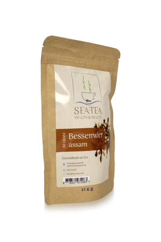 Sea Tea Sea Tea Bessenwier met assam (50 gram)