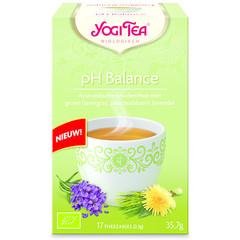 Yogi Tea PH Balance (17 zakjes)