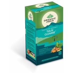 Organic India Tulsi cleanse thee bio (25 zakjes)