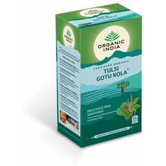 Organic India Tulsi gotu kola thee bio (25 zakjes)
