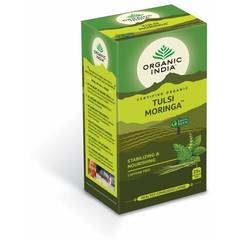 Organic India Tulsi moringa thee bio (25 zakjes)