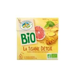 La Tisaniere Detox theebuiltjes bio (20 zakjes)