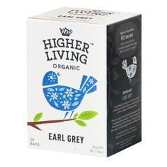 Higher Living Earl grey (20 zakjes)