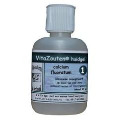 Vitazouten Calcium fluoratum huidgel Nr. 01 (30 ml)