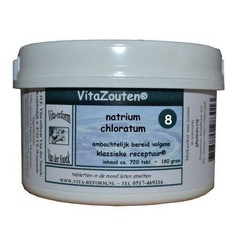 Vitazouten Natrium chloratum/mur. VitaZout Nr. 08 (720 tabletten)