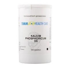 Timm Health Care Kalium phosphoricum D6 5 Schussler (300 tabletten)