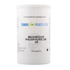 Timm Health Care Magnesium phosphoricum D6 7 Schussler (300 tabletten)