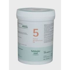 Pfluger Kalium phosphoricum 5 D6 Schussler (1000 tabletten)