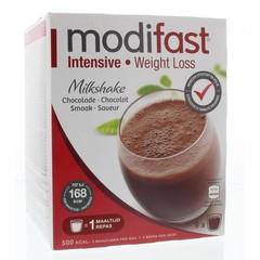 Modifast Intensive milkshake chocolade 9 stuks (423 gram)