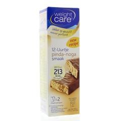Weight Care Maaltijdreep pinda/noga (2 stuks)