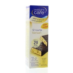 Weight Care Maaltijdreep banaan (116 gram)