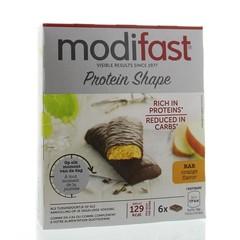 Modifast Control reep pure chocolade/sinaasappel 6x31 gram (1 stuks)