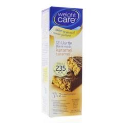 Weight Care Maaltijdreep karamel (2 stuks)