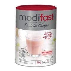 Modifast Protiplus milkshake aardbei (540 gram)
