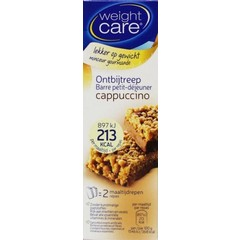 Weight Care Ontbijtreep capuccino (116 gram)