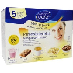 Weight Care Afslankpakket 5 dagen (1 set)