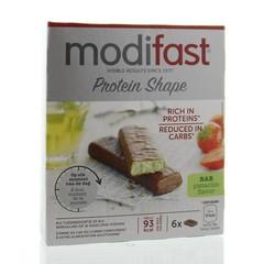 Modifast Protein shape reep chocolade/pistache (162 gram)