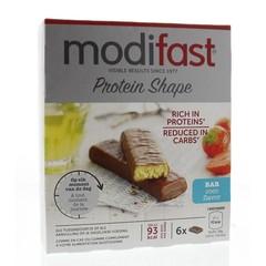Modifast Protiplus reep chocolade kokos (162 gram)