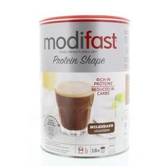 Modifast Protein shape milkshake chocolade (540 gram)
