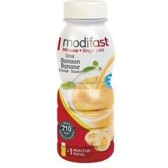 Modifast Go! drinkmaaltijd banaan (236 ml)