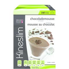 Kineslim Chocolademousse (4 stuks)