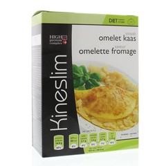 Kineslim Omeletten kaas (4 stuks)