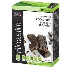 Kineslim Crunchy chocoladereep (3 stuks)