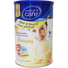 Weight Care Afslankshake banaan (436 gram)