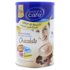 Weight Care Maaltijd+ choco (436 gram)