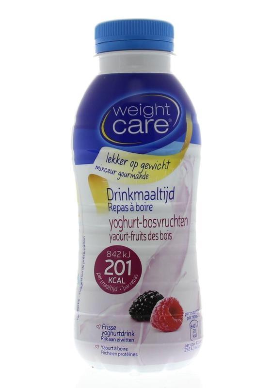 Weight Care Weight Care Drink yoghurt & bosvruchten (330 ml)