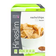 Kineslim Nacho chips bacon (2 stuks)