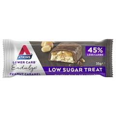 Atkins Endulge peanut caramel reep (35 gram)