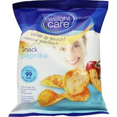Weight Care Snack paprika (25 gram)
