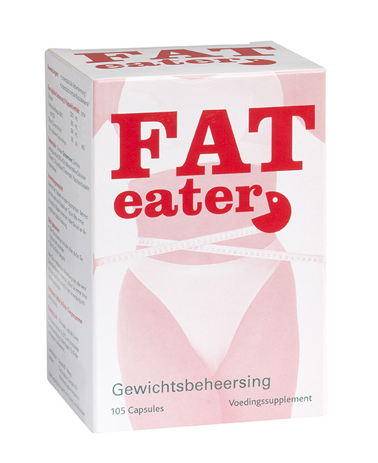 Fat Eater Fat eater (120 capsules)
