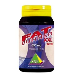 SNP Fatburner XXL 650 mg puur (90 capsules)