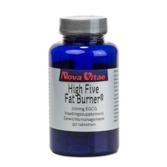Nova Vitae High five fatburner (90 tabletten)