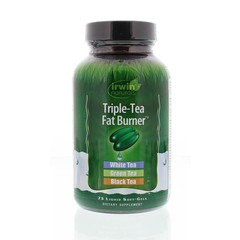 Irwin Naturals Triple tea fat burner (75 softgels)