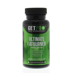 Getpro Ultimate fatburner with svetol (60 capsules)