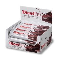 Dieet Pro Snack choco brownie 50 gram (16 stuks)