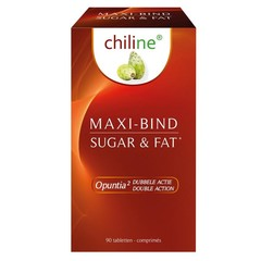 Chiline Maxi-bind (90 tabletten)