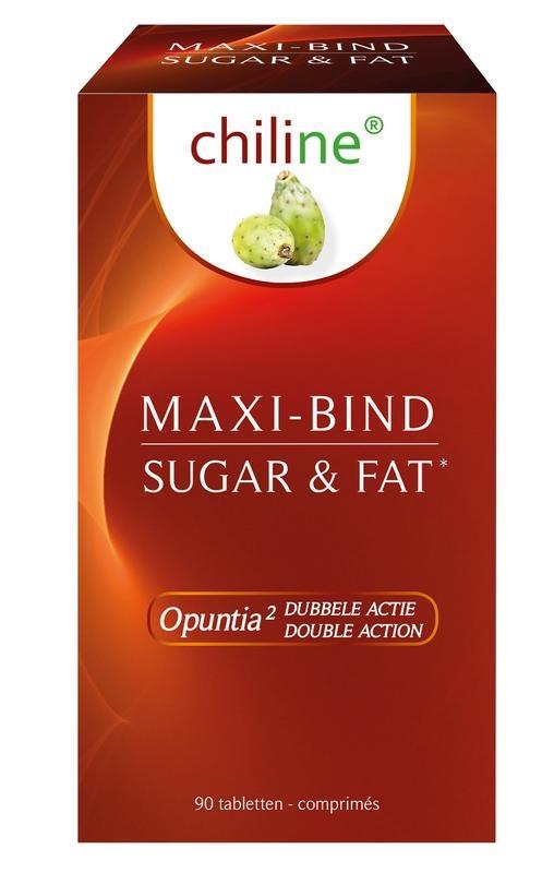 Chiline Chiline Maxi-bind (90 tabletten)
