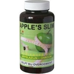 Humanutrients Apple's slim appelazijn & chroom (90 tabletten)