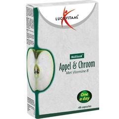 Lucovitaal Appel & chroom vitamine B (48 capsules)