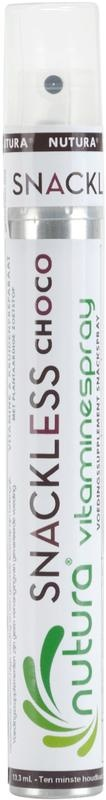 Vitamist Nutura Snackless choco blister (13.3 ml)